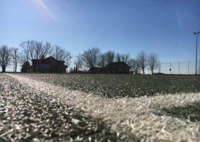 Terrain Begnins football