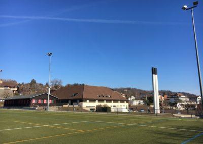 Stade de football Begnins