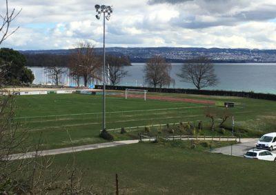 Vieux Moulin terrain de football